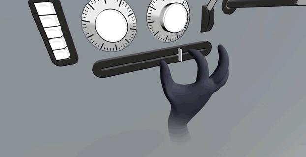 【動画】マイクロソフト、コントローラー不要で手で直接ゲームを操作できる技術を研究中!!のサムネイル画像