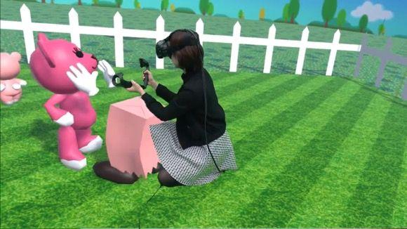 【VR】女子が大好きなポストペットがVRになって復活するぞ!!のサムネイル画像