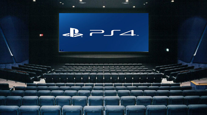 【PSVR】PlayStation VR シネマティックモードで遊んだら楽しいゲームは??のサムネイル画像