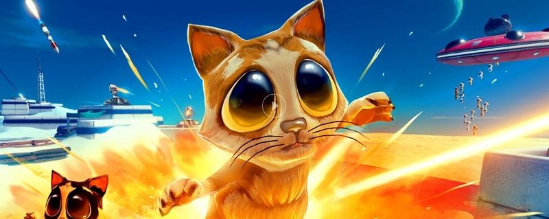 【Oculus Rift】5月にリリースされたローンチタイトル「Kittypocalypse」をご紹介!のサムネイル画像