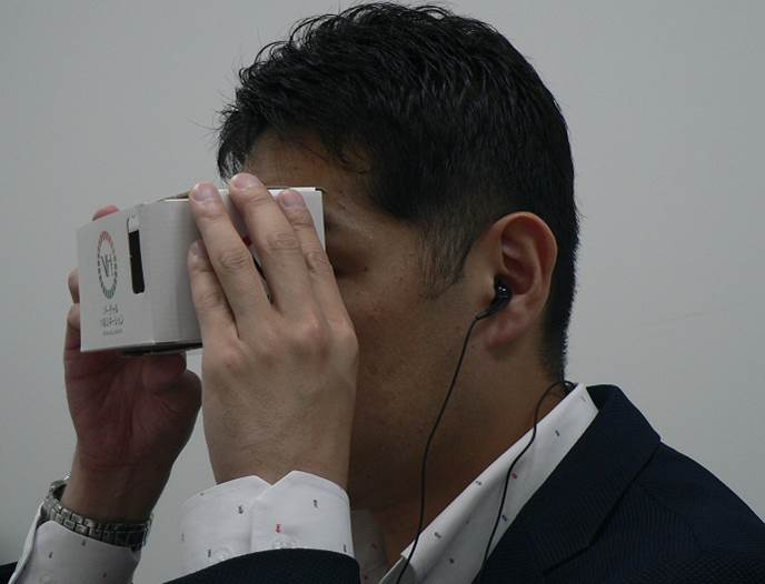 【衝撃】統合失調症の世界がVRで体験可能に・・・!のサムネイル画像