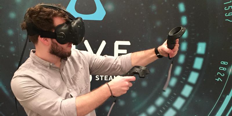 【VR】Vive・Oculus Rift・PSVRそれぞれの特徴がコチラ!のサムネイル画像