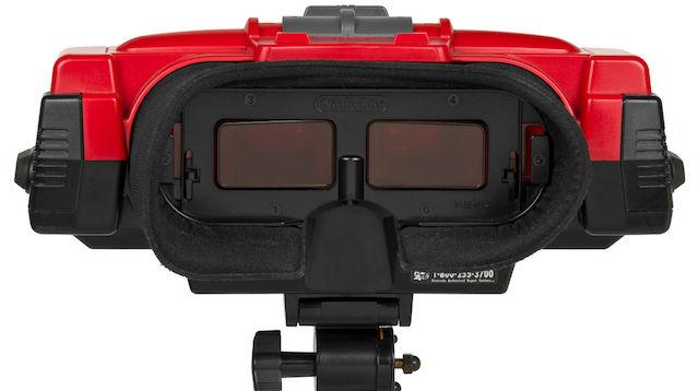 【画像】Oculus、Vive、PSVRひしめくVR市場に激震!任天堂NXの正体が判明はVRゴーグル型ゲーム機だった!?のサムネイル画像