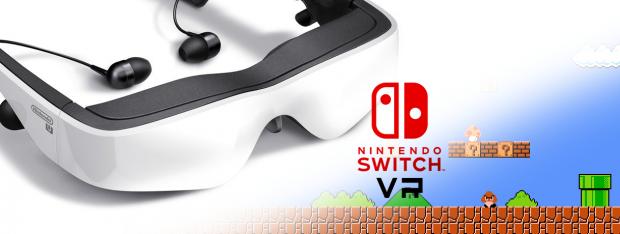 【SWITCH】Nintendo switch とスマートフォンでお手軽にVR出来ることが判明!!のサムネイル画像