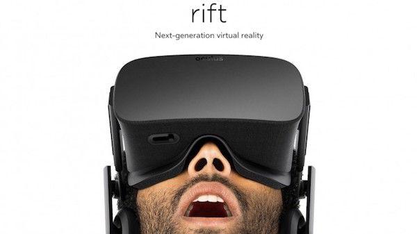 【Oculus】VRヘッドセット『Oculus Rift』、新技術により5万円の低スぺPCでも動作可能に!!のサムネイル画像