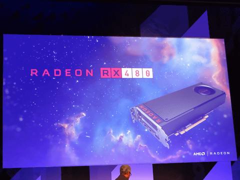 【朗報】AMDが新世代GPU「Radeon RX 480」をわずか199ドルでVR可能だと発表!のサムネイル画像