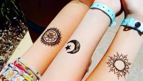 【画像あり】タトゥーを彫った直後とその後のビフォー&アフター(写真あり)