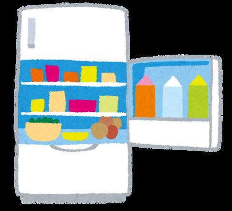 【画像あり】ワイ一人暮らし20の冷蔵庫の中がこちらwwwwww