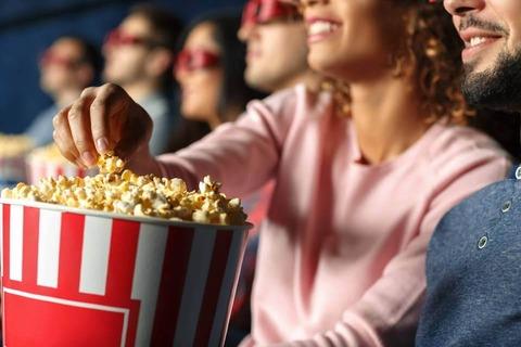 【朗報】映画館のポップコーン、クソ上手い