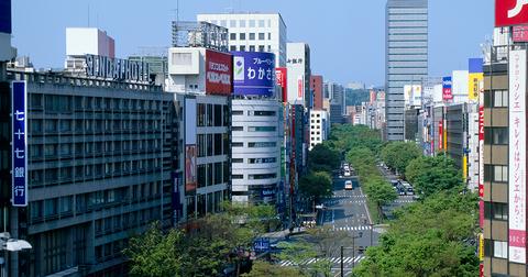 1兆円あれば0から仙台レベルの街は創れるという事実