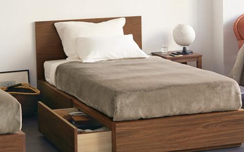 ベッドとかいう寝るためにしか意味がないくせに部屋の半分占める家具