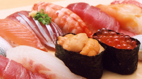 一番うまい寿司は?
