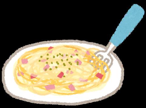 自宅でスパゲティ食ってるワイ「ズルズルズルズル!!クッチャクッチャ」