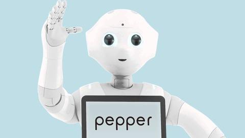 面接行った会社の受付にいるペッパーって別に挨拶しなくていいよな