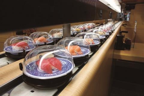 くら寿司>スシロー>かっぱ寿司