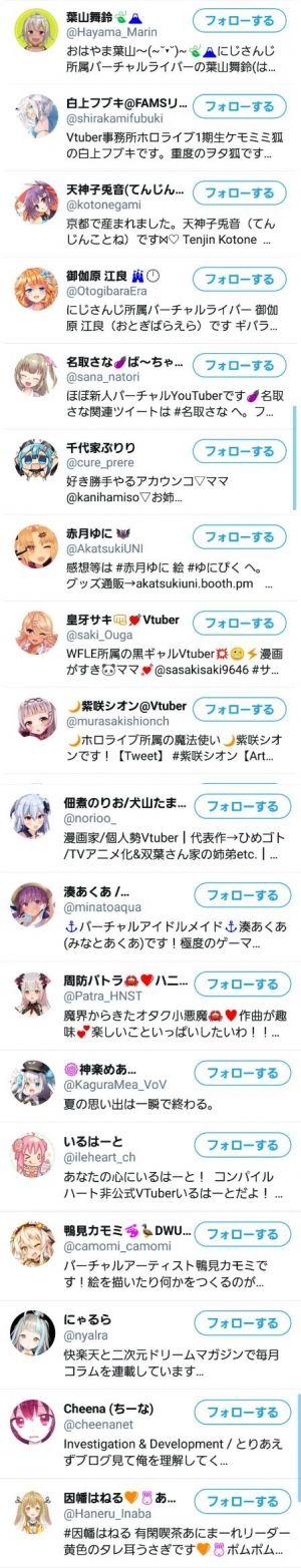 VTuber電脳速報