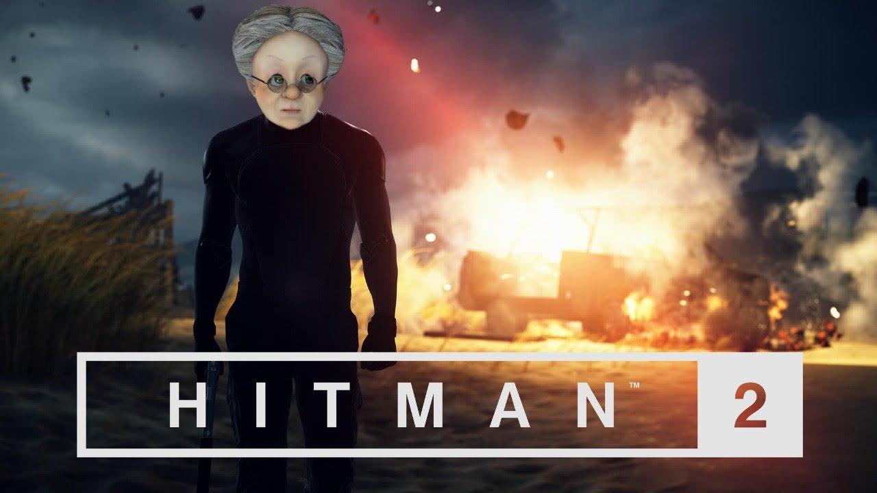 おばあちゃんは必殺仕事人【ヒットマン2/Hitman2】#3