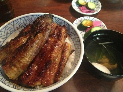 イチビキ(うなぎ丼)