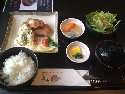 和風-DINING-美々【チキン南蛮定食】