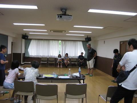 輪投げ練習 (3)