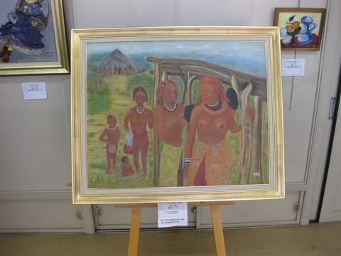文化祭展示