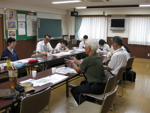 横浜富士見丘学園校外学習 (3)