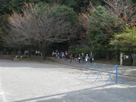 若葉台小学校秋の縦割り活動 (12)