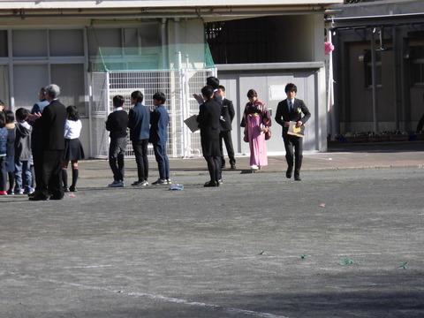 若小6年生を送る会 (4)