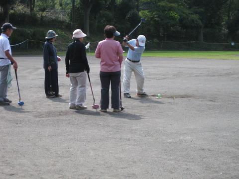 くぬぎ会グランドゴルフ大会 (3)