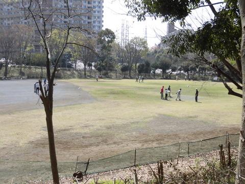 くぬぎ会長杯グランドゴルフ (2)