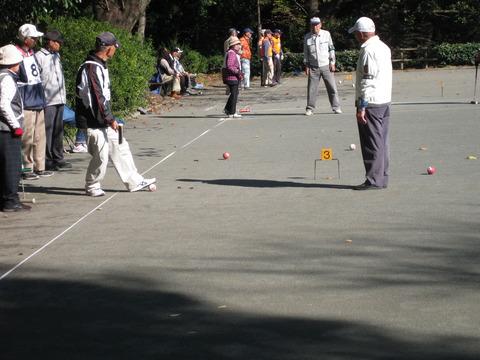 ゲートボール大会 (14)