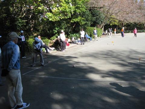 ゲートボール大会 (8)