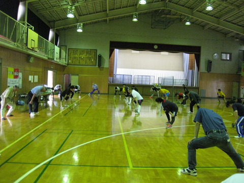 地域対抗ソフトバレーボール大会 (3)