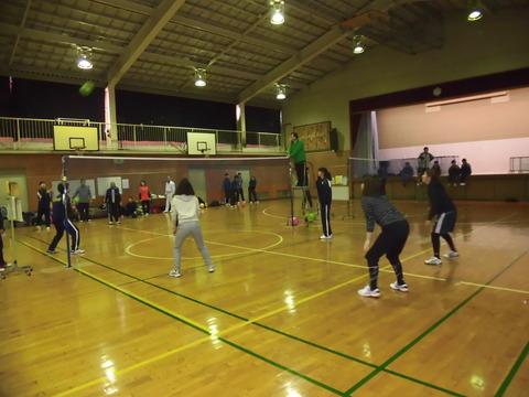 ソフトバレーボール大会(試合) (5)