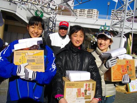 表彰式5Km女子(内) (5)