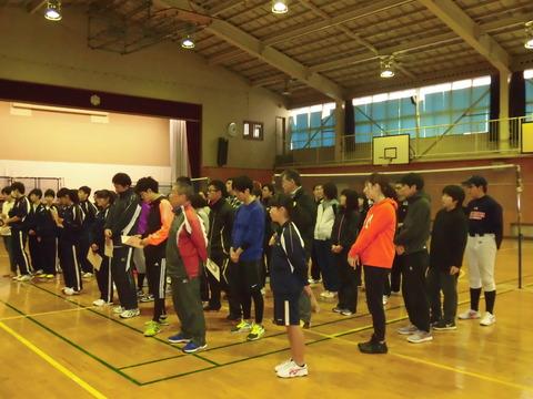 ソフトバレーボール大会(参加者) (2)