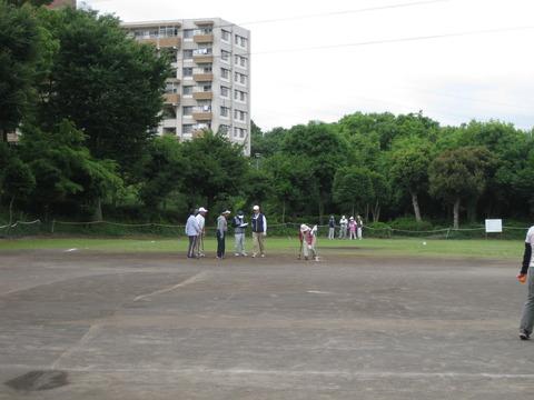 支部グランドゴルフ (3)