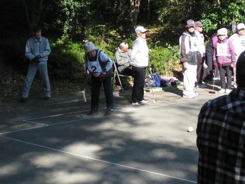 ゲートボール大会 (5)