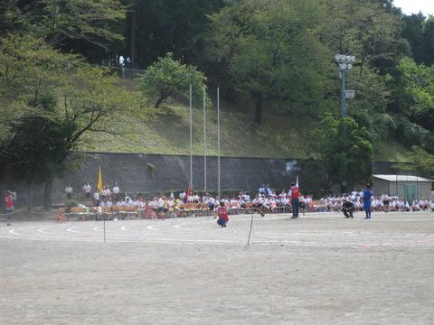 若葉台中学体育祭 (11)