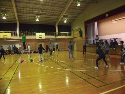ソフトバレーボール大会(試合) (4)
