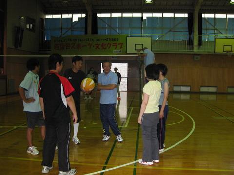 地域対抗ソフトバレーボール大会 (6)