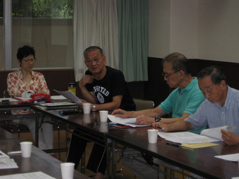 自主防災組織ワーキング部会 (2)