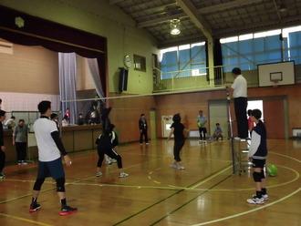 ソフトバレーボール大会 (16)