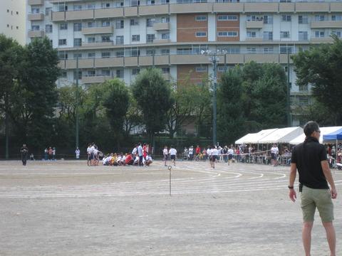 若葉台中学体育祭 (15)