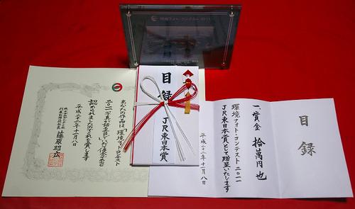 JR東日本賞