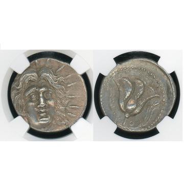 古代ギリシャ テトラドラクマ銀貨(4ドラクマ)