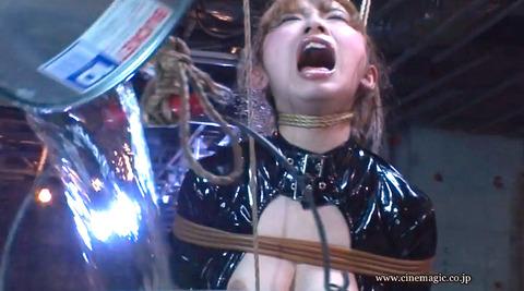 首吊りSM調教 首絞め 頸動脈圧迫 窒息調教エロ画像 misaki213
