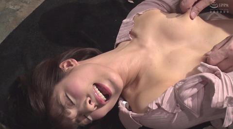 乳首責め 乳首を痛めつけられる女 abeno22