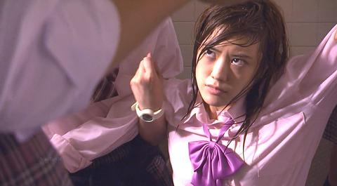 あごクイ、髪の毛グイで服従する女 福田沙紀