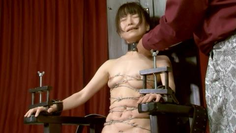 残酷非道 拷問リンチ SM調教虐待される女 エロAV画像uri37